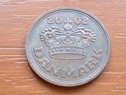 DÁNIA 50 ÖRE 2002  S+V