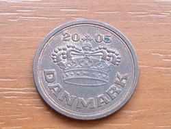 DÁNIA 50 ÖRE 2005  S+V