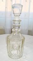 RETRO röviditalos palack (Jugoszláv) a 60-es évekből