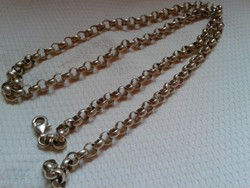 900 ezüst gyönyörű kézzel készített nyaklánc.