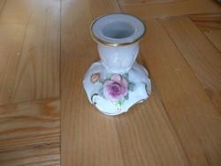 Bavaria porcelán gyertyatartó