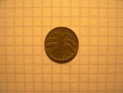 """5 Pfennig 1925 """" A """" !"""