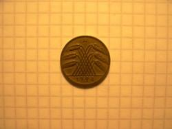 """10 Pfennig 1924 """" A """" !"""