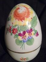 Herendi bonbonier nagyméretű tojás Húsvétra