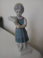 Hummel- Goebel kislány 1900-as évek elejéről