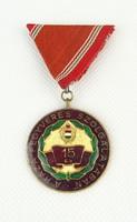 0Q307 Szocreál kitüntetés a haza szolgálatában