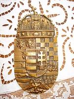 Magyarország címere - falra akasztható cimer