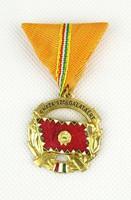 0Q309 Szocreál kitüntetés a haza szolgálatáért