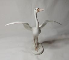 Porcelán madár