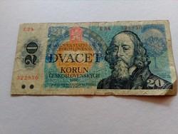 1988-as 20 Cseh Korona
