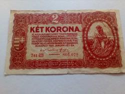 1920-as 2 Korona