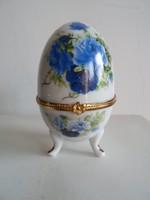 Ékszertojás porcelán