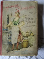 (Festetich) Festetits Andorné gróf Pejacsevich Lenke grófnő : Gyakorlati szakácskönyv 1897