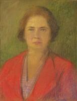 0Q256 Ismeretlen festő : Női portré