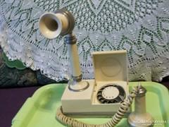Régi nosztalgia telefon