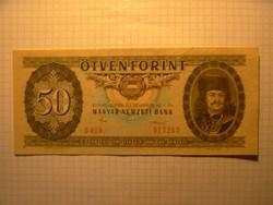 50 Forint 1986 Unc !!