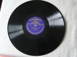Bakelit lemez 2