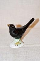 Kerámia madárka  ( DBZ 00103 )