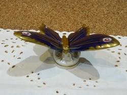 Volkstedt kék pillangó.