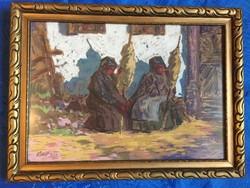 Nagybányai festő: Vass Albert