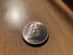 1978 San Marino ezüst 1000 líra 14,6 gramm 0,835 Ritka