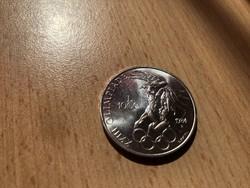1984 San Marino ezüst 1000 líra 14,6 gramm 0,835 Ritka