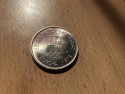 1979 ezüst San Marino 1000 líra