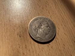 1878 ezüst 1 forint