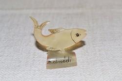 Balatonalmádi szaruhal