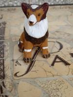 Gyönyörű szép kis figura, Gyönyörű skót juhász kutya