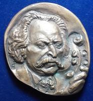 Peternák Gusztáv: Goldmark Károly érem 1980