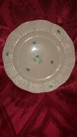 Óherendi porcelán lapos tányér (26 cm)