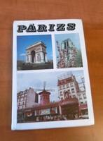 Párizs útikönyv