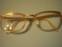 N12 Arany 12 karát jelzéses szemüveg 3 ,3,5 dioptriás  br:39.8 gr napszemüvegnek is eladó