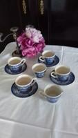 Angol EIT jelenetes csészék