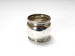 Holland ezüst szalvétagyűrű.