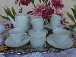 Bavaria teás, kapucsínós készlet.