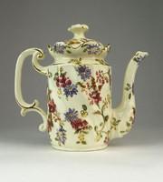 0Q543 Antik jelzett Fischer J. porcelán kiöntő
