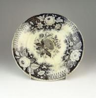0Q679 Antik Jardiniere Villeroy & Boch tányér