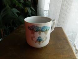 Antik szecessziós  kávés csésze - bögre