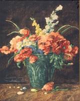Komáromi-Kacz Endréné : Nyári virágok