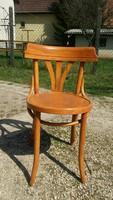 Thonet stílusú szép formájú szék