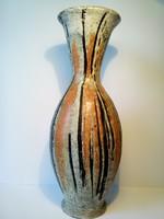 Gorka Lívia kerámia váza - nagy méretű - jelzett - hibátlan