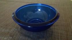 Kobalt kék üveg kináló