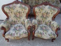 Gobelines fotel párban