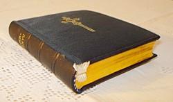 1927-es imakönyv díszdobozban