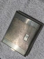 Ezüst Cigaretta tárca( dózni), (900)- as ezüst!