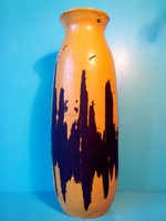 Gorka Lívia kerámia váza - nagy méretű