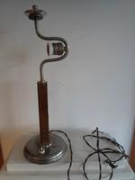 Art deco lámpa furnéros