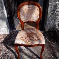 Bécsibarok 6 darab szék